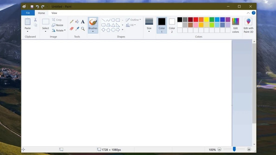 Microsoft permitirá eliminar Paint y WordPad en Windows 10