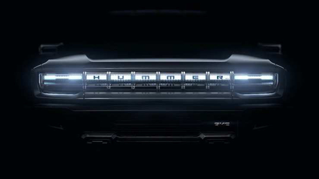 GMC anuncia el regreso de Hummer, completamente eléctrico y con 1.000 caballos de fuerza (VIDEO)