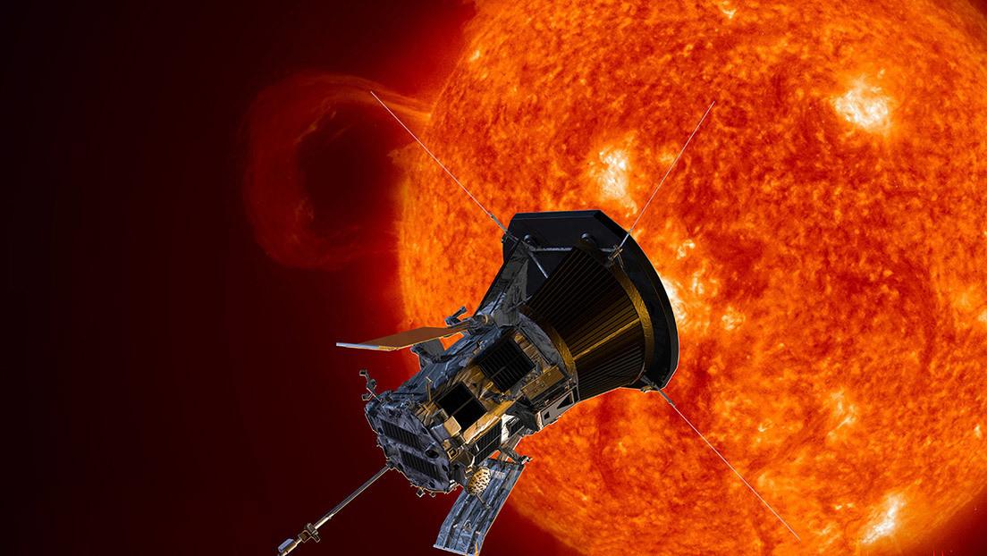 VIDEO: Así suenan los misteriosos sonidos que emite el viento solar captados por la sonda Parker