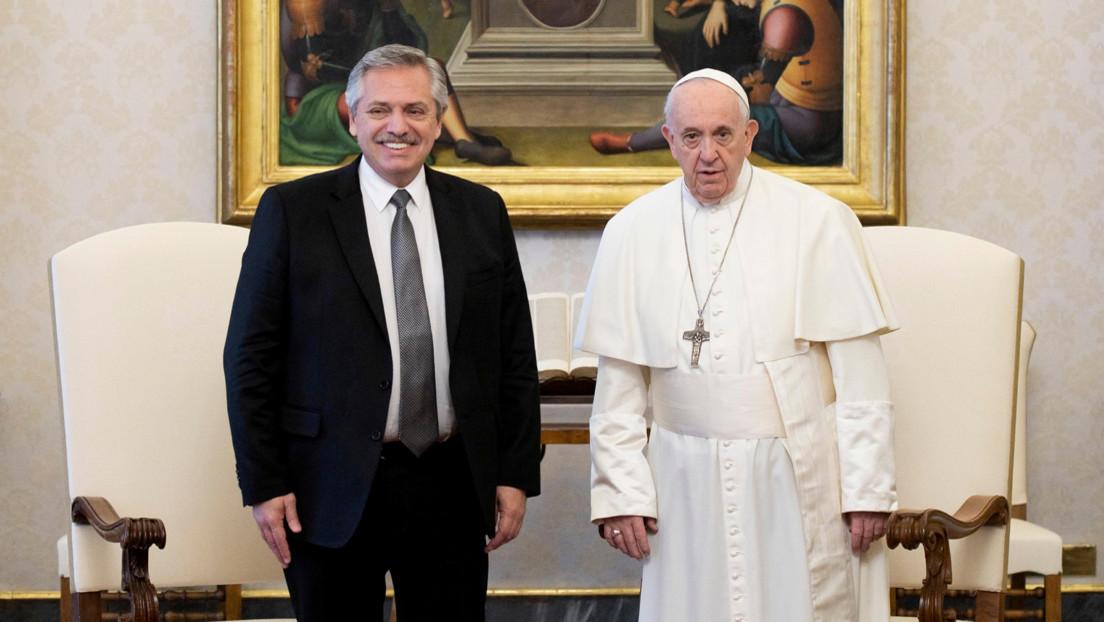 La relación entre Alberto Fernández y el papa Francisco, en cortocircuito por el aborto