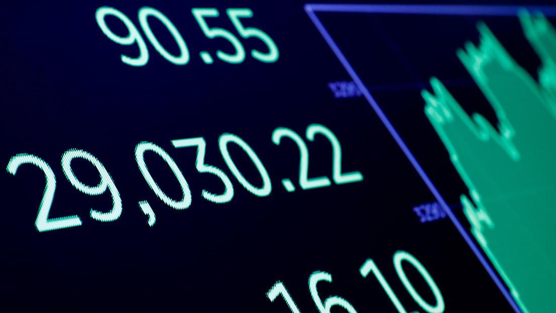 El Dow Jones cae más de 500 puntos al aumentar la preocupación por el impacto económico del coronavirus