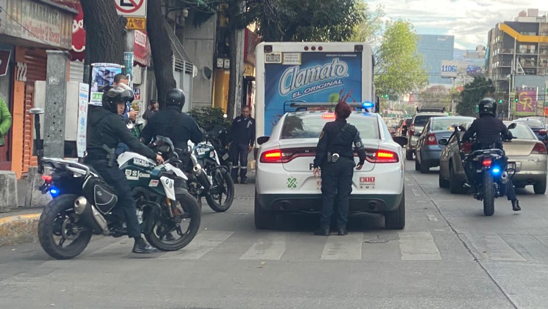 VIDEO: Esposa del portero del club Pumas, con 18 semanas de embarazo, denuncia agresiones de policías en Ciudad de México