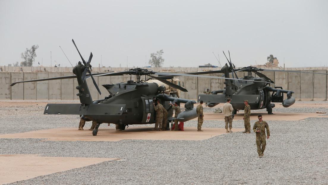 Reportan un ataque con morteros contra una base militar iraquí que alberga tropas estadounidenses