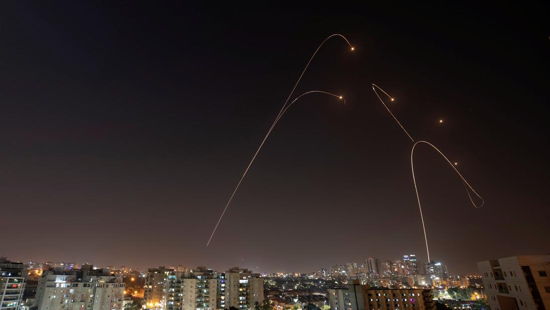 Lanzan el octavo misil en las últimas 24 horas desde la Franja de Gaza hacia Israel