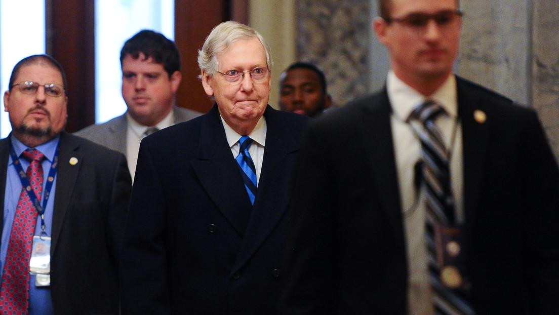 Mayoría del Senado de EE.UU. vota en contra de presentar nuevos testigos y evidencias en el juicio político a Trump
