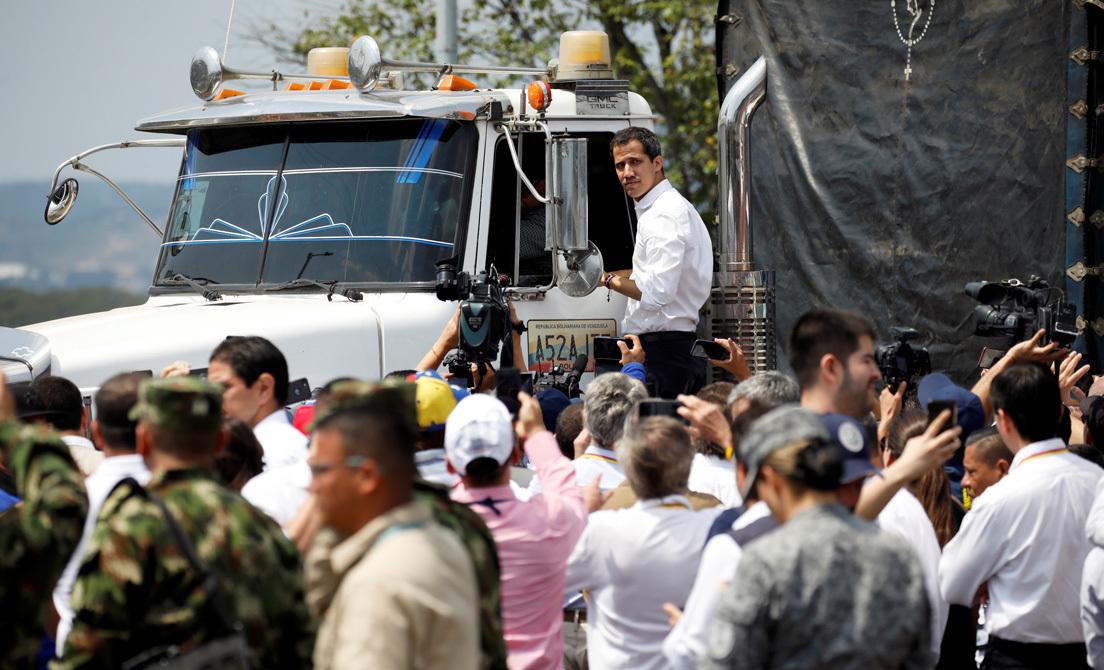 Si tocan a Guaidó es el fin de Maduro — Carlos Montaner