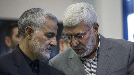 Resultado de imagen para muerte en Bagdad del general iraní Qasem Soleimani