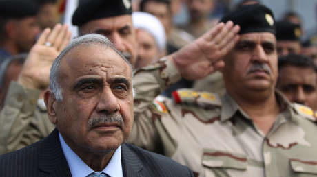 """Primer ministro iraquí: """"El ataque con misiles de EE.UU. en Bagdad provocará una guerra devastadora en Irak, la región y el mundo"""""""