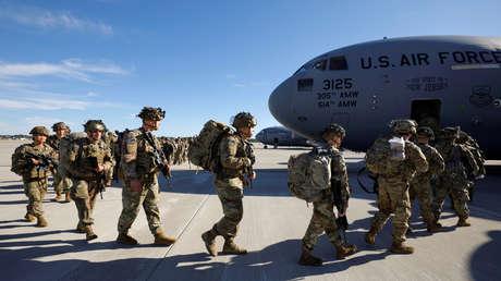 Reportan que el Pentágono ha aprobado enviar cerca de 3.000 tropas adicionales a Oriente Medio tras el ataque de EE.UU. en Bagdad