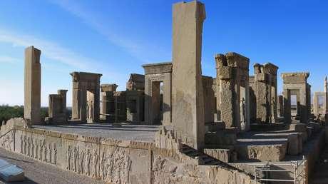 Trump afirma que tiene derecho a bombardear objetos culturales iraníes