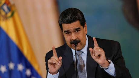 """Maduro califica a Pompeo de """"payaso fracasado"""" por el apoyo de EE.UU. al """"show"""" de Guaidó en Venezuela"""