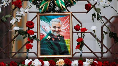 Irán demandará en La Haya al Ejército de EE.UU.  y Trump por el asesinato de Soleimani