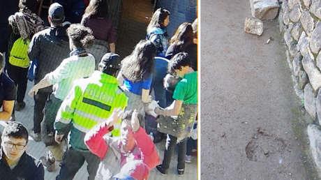 Seis turistas causan destrozos y defectan en la ciudadela de Machu Picchu
