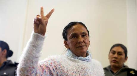 La Justicia de Argentina ratifica una condena a 13 años de cárcel a la dirigente social Milagro Sala