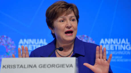 El FMI advierte de que la economía global corre el riesgo de recaer en la Gran Depresión