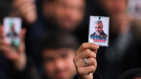 Trump revela detalles minuto a minuto del asesinato de Soleimani, que siguió en tiempo real