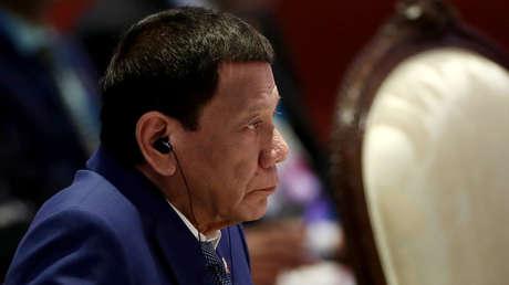 """""""Las relaciones no son tan cálidas como antes"""": El portavoz presidencial filipino explica por qué Duterte no viajará a EE.UU."""