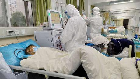 No solo fiebre y tos: médicos chinos describen los síntomas del coronavirus