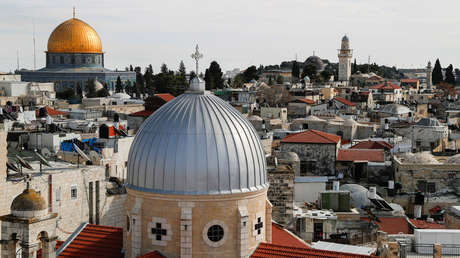 """Trump dice que EE.UU. abrirá una nueva Embajada en la propuesta """"capital de Palestina"""" de Jerusalén Este"""