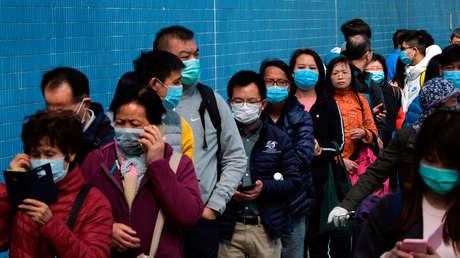 """Médicos chinos advierten que podría haber 44.000 infectados por el coronavirus y llaman a adoptar """"medidas draconianas"""" para combatirlo"""