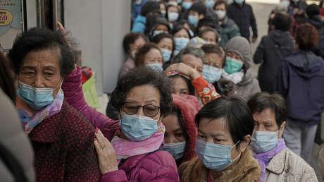 Precisan el período de incubación del coronavirus