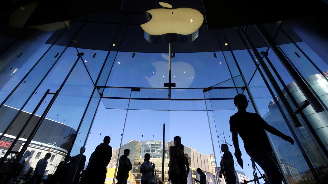 Apple cierra todas sus tiendas en China por el brote del coronavirus
