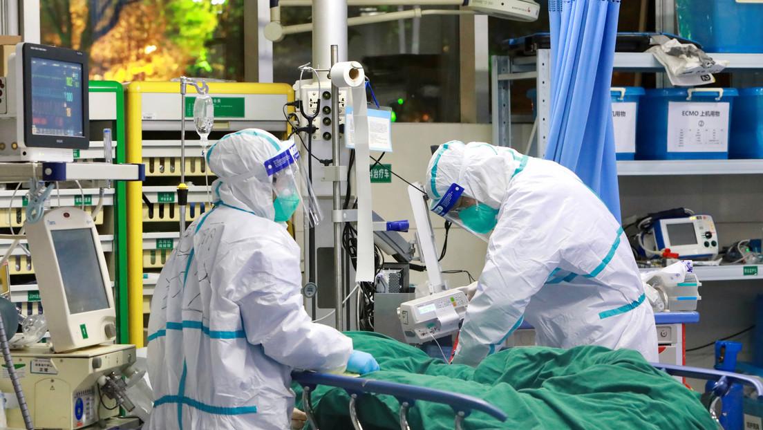 China pide a la Unión Europea insumos médicos para combatir el brote del coronavirus