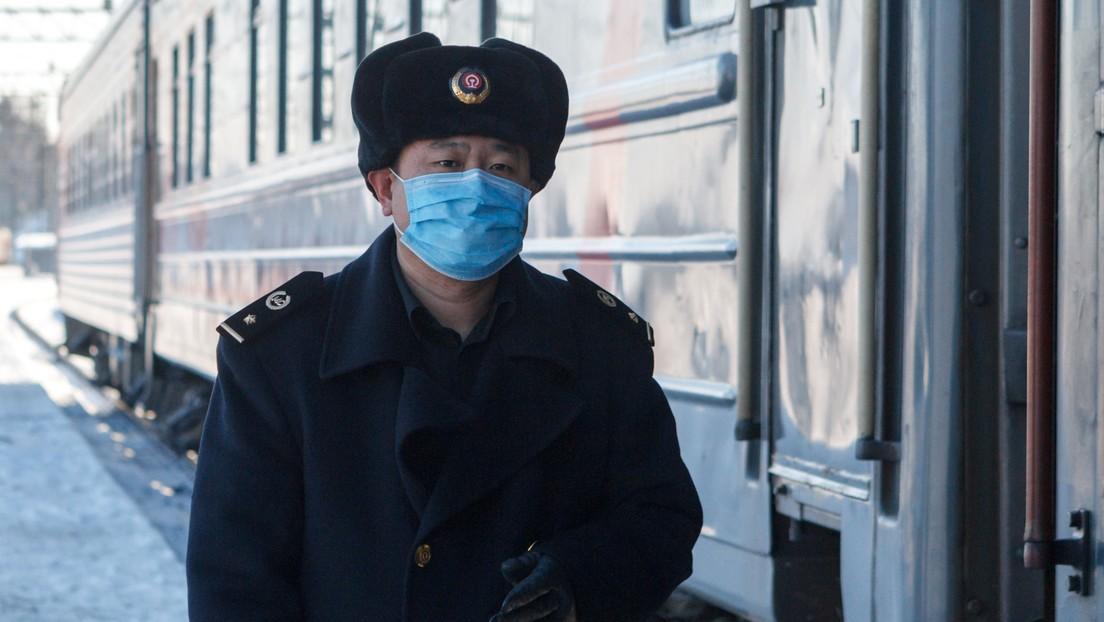 Rusia suspende el tránsito ferroviario de pasajeros con China por el brote de coronavirus