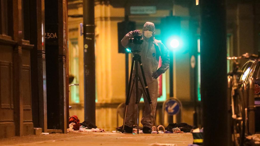 El atacante de Londres llevaba un cinturón suicida falso