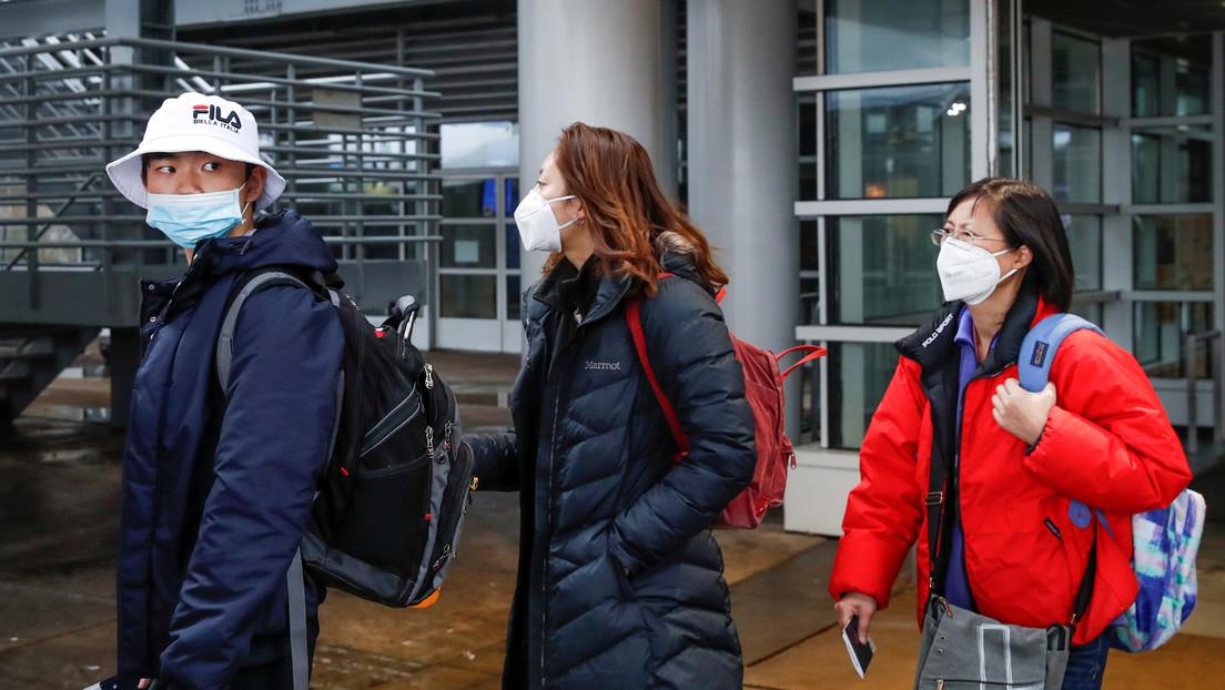 EE.UU. prohíbe la entrada a los extranjeros que hayan visitado China en los últimos 14 días