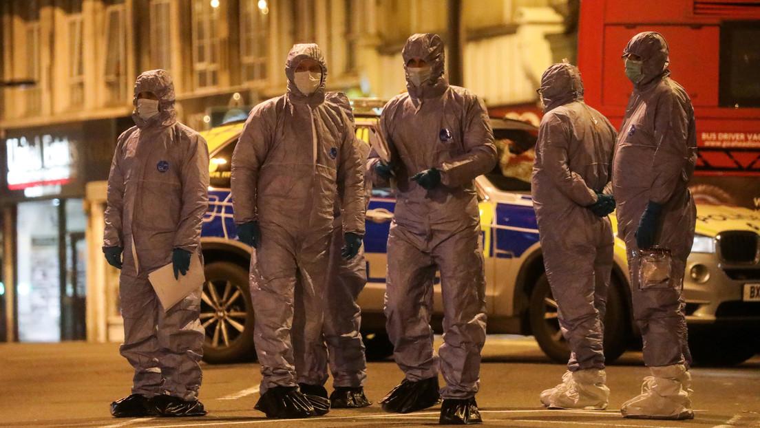 Encarcelado, liberado y dado de baja: todo lo que se sabe sobre el atacante con cuchillo de Londres