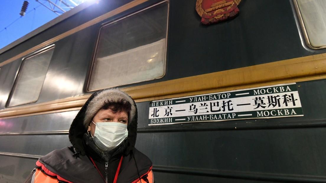 Rusia suspende el tránsito ferroviario de pasajeros con Corea del Norte por el brote de coronavirus
