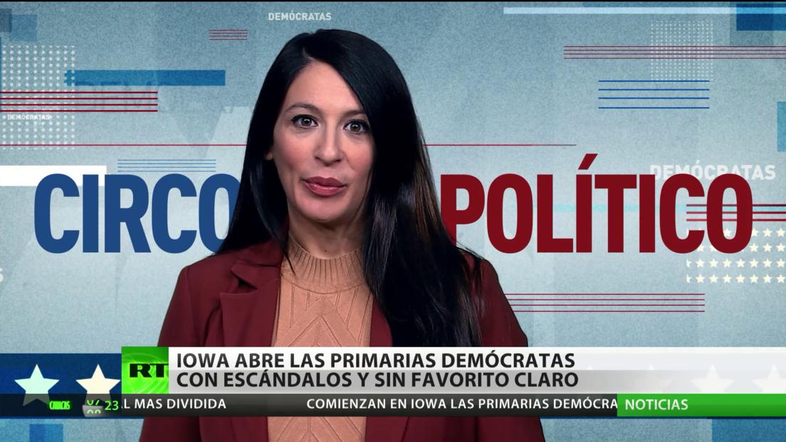 EE.UU.: Iowa abre las primarias demócratas con escándalos y sin favorito claro