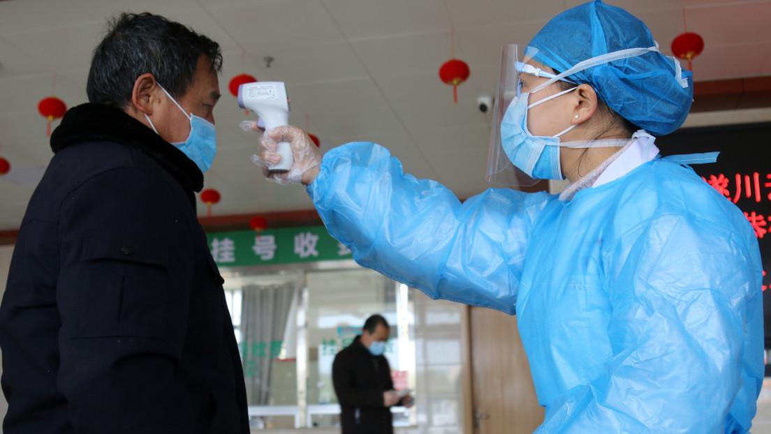 El nuevo coronavirus ya es más letal que el brote de SARS en China