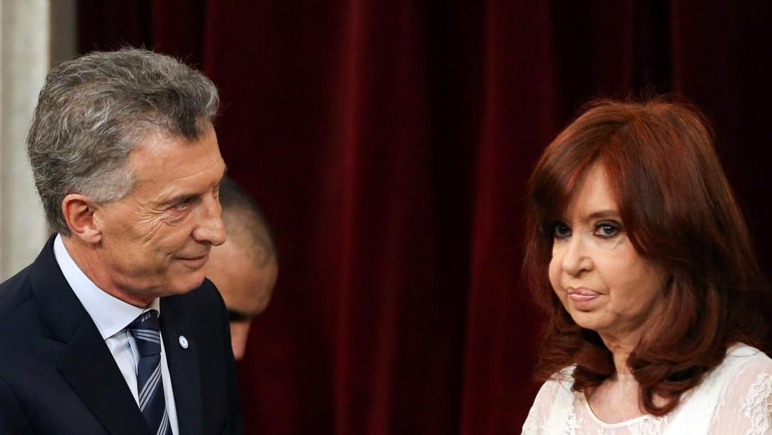 "Cristina Kirchner denuncia que el macrismo funcionó como un ""grupo de tareas"" en su contra"