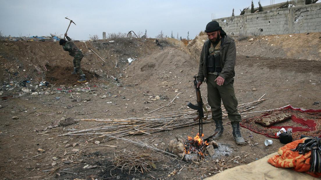 Detienen a un yihadista sirio acusado de crímenes de guerra que se encontraba en Francia con visado de Erasmus