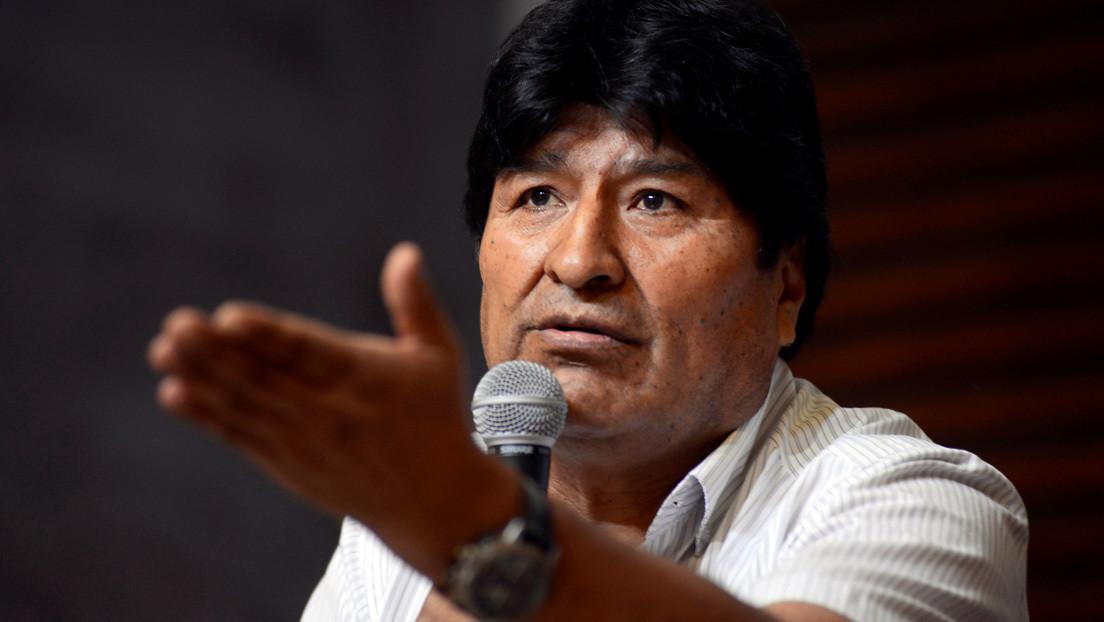 Encarcelan en Bolivia a la encargada de inscribir la candidatura de Evo Morales como asambleísta