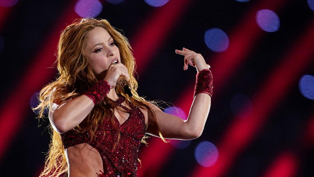 La lengua de Shakira se convierte en meme tras el espectáculo de intermedio en el Super Bowl