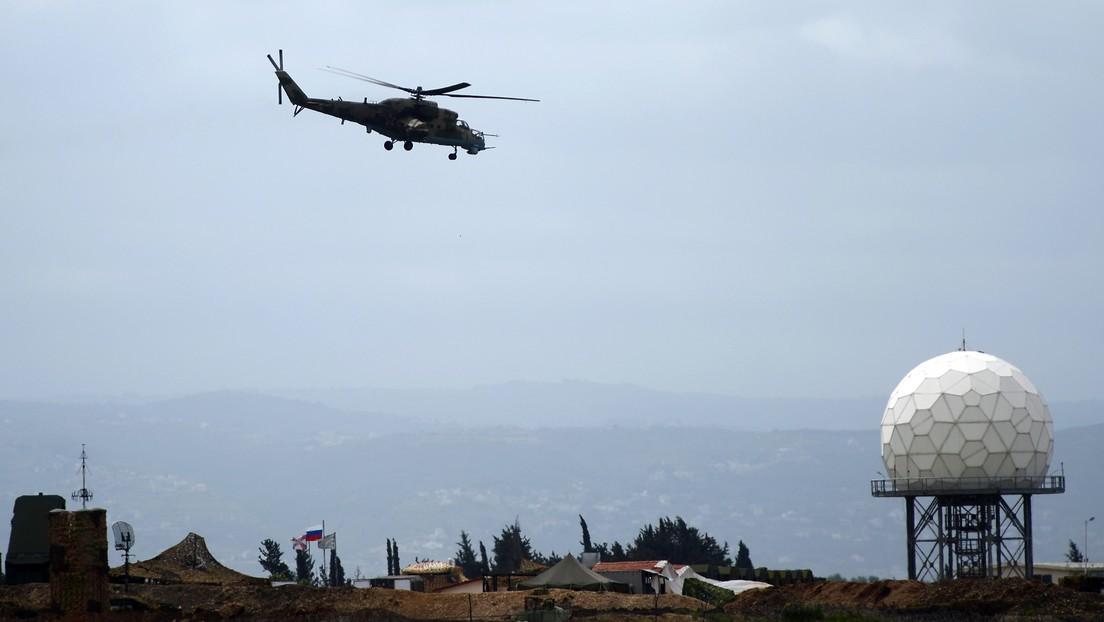 Derriban dos drones cerca de una base militar rusa en Siria