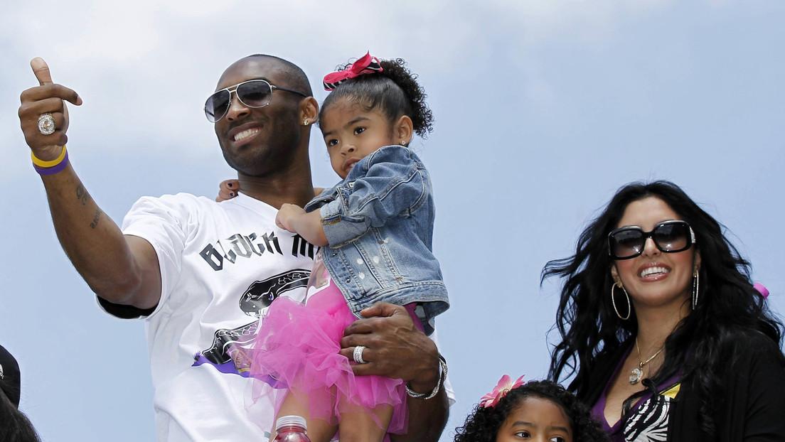 Esposa de Kobe Bryant publica un emotivo mensaje sobre su difunta hija a una semana del trágico accidente