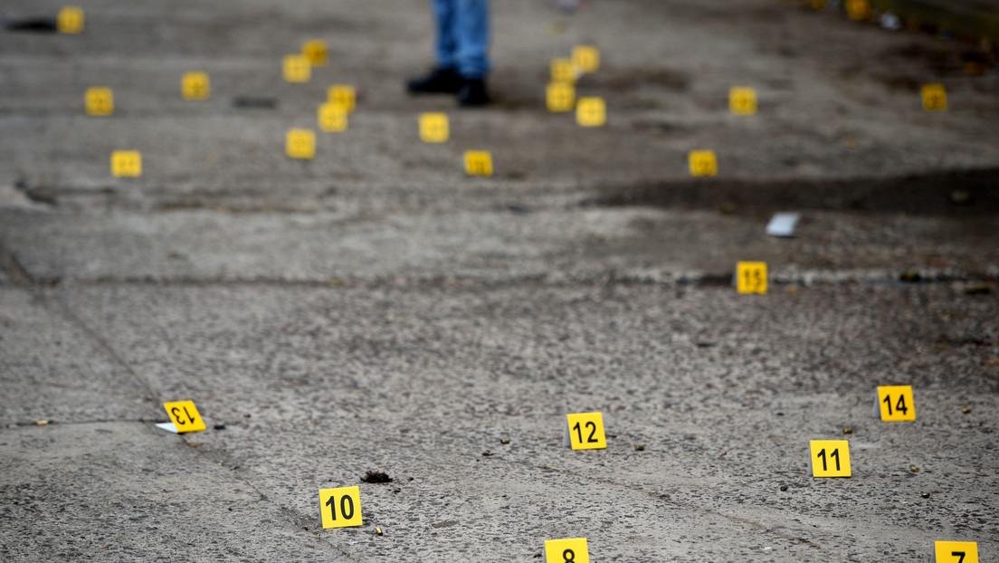 Un muerto y seis heridos tras la irrupción de un grupo armado en una fiesta en México