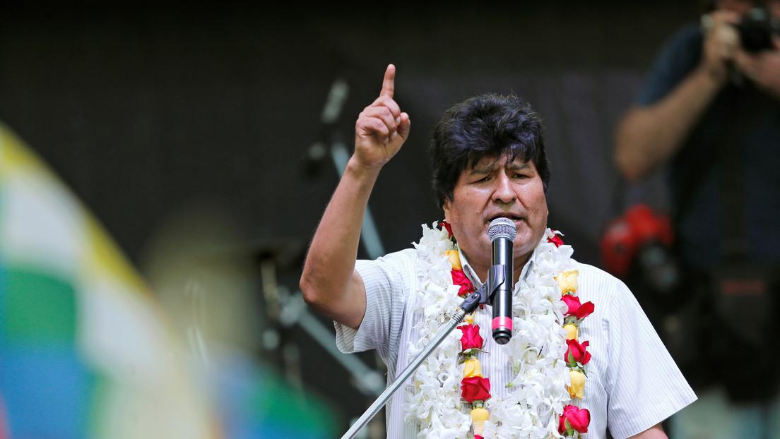 Evo Morales será candidato a senador en los próximos comicios en Bolivia