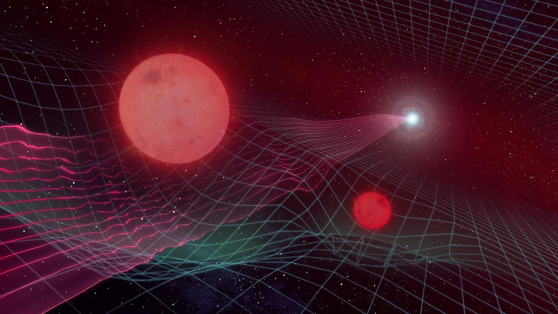 Astrónomos se quedan perplejos ante estrellas 'invisibles'