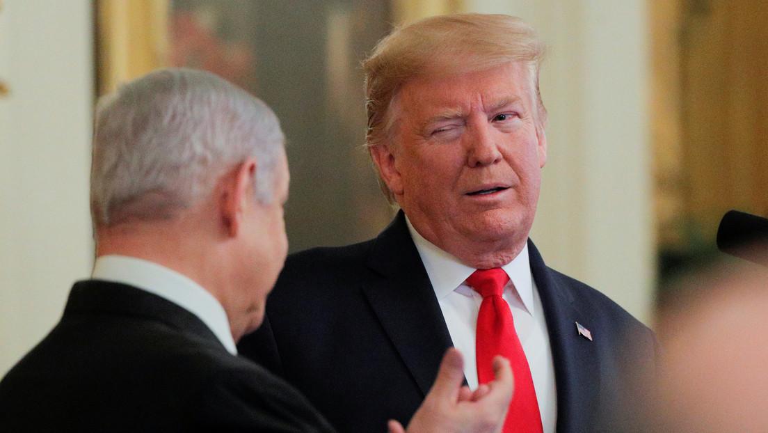 Casi el 50 % de los israelíes judíos acusan a EE.UU. de injerencia en sus comicios por el 'plan de paz' de Trump