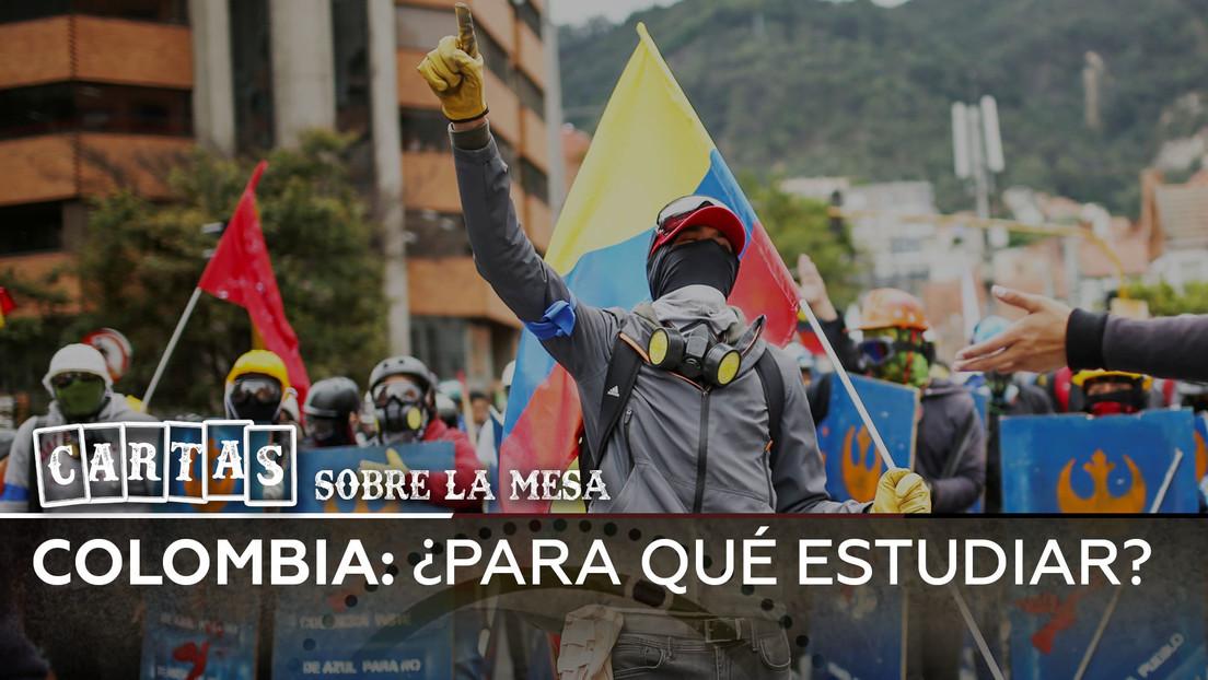 Colombia: ¿Para qué estudiar?