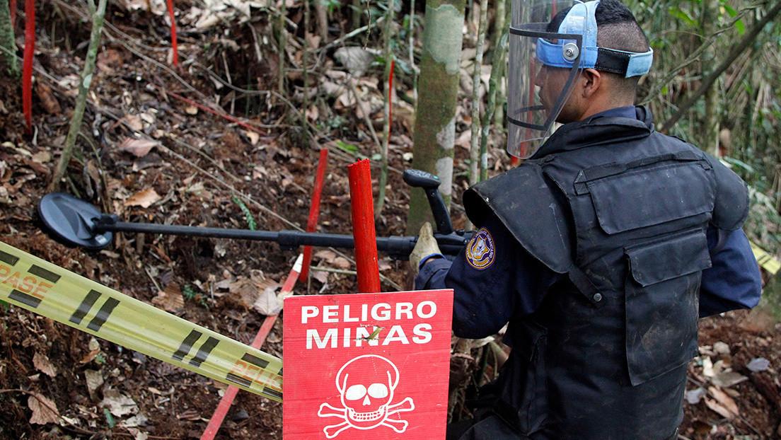 """La UE tacha de """"inaceptable"""" la decisión de EE.UU. de volver a usar minas terrestres"""