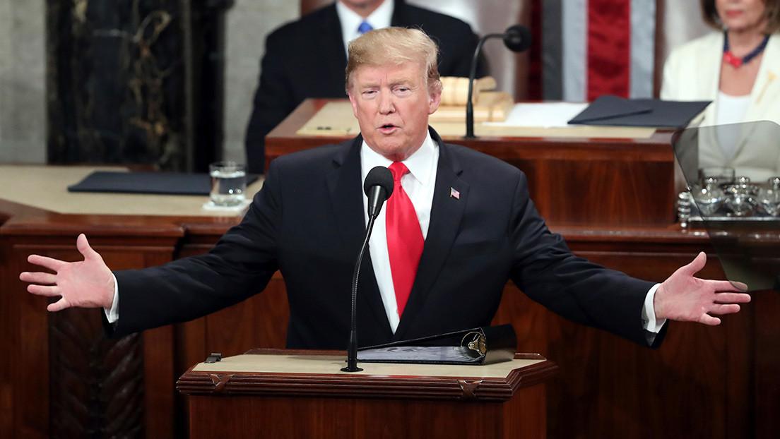 """Caos en el caucus: se retrasa el recuento de votos en Iowa y Trump se jacta de ser """"el único que puede reclamar una gran victoria"""""""