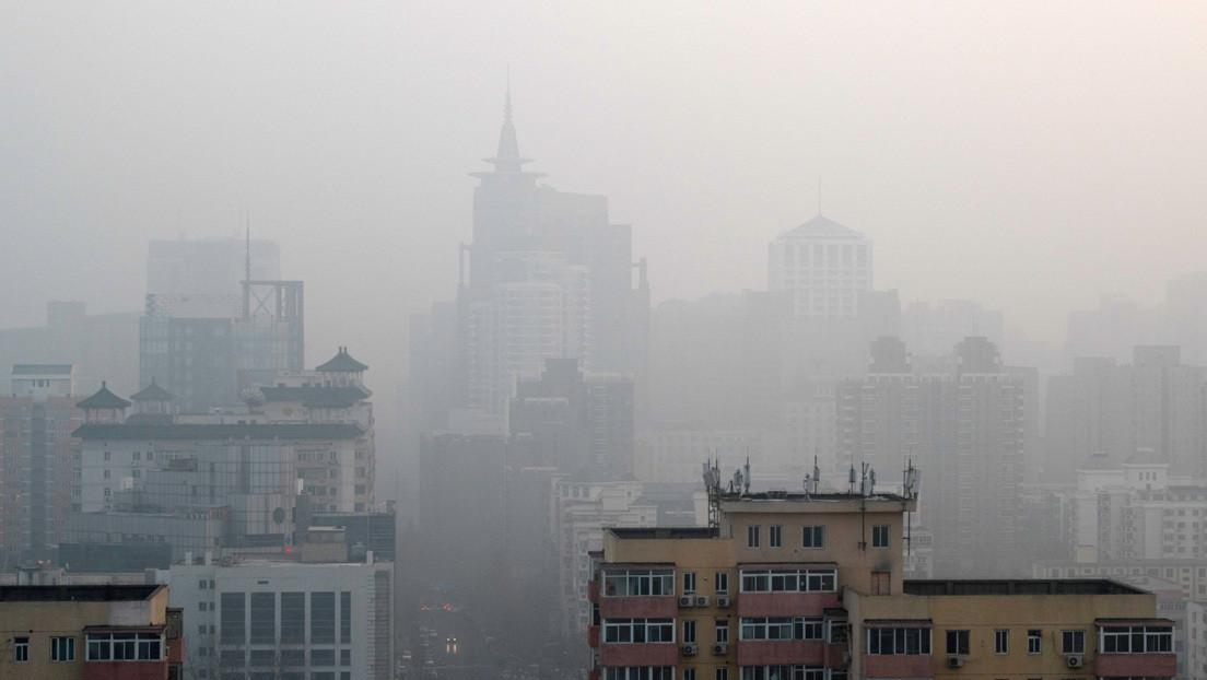 Científicos perciben que la cuarentena por el coronavirus influye en la mejora de la calidad del aire en China