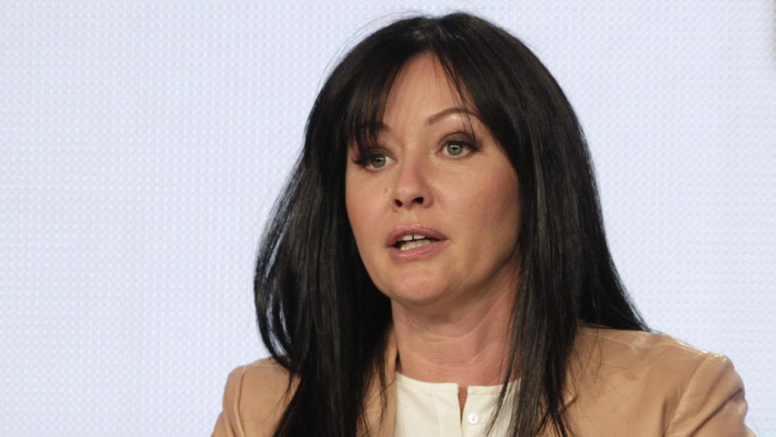 La actriz Shannen Doherty, una de las protagonistas de la serie 'Charmed', anuncia que tiene cáncer de mama avanzado