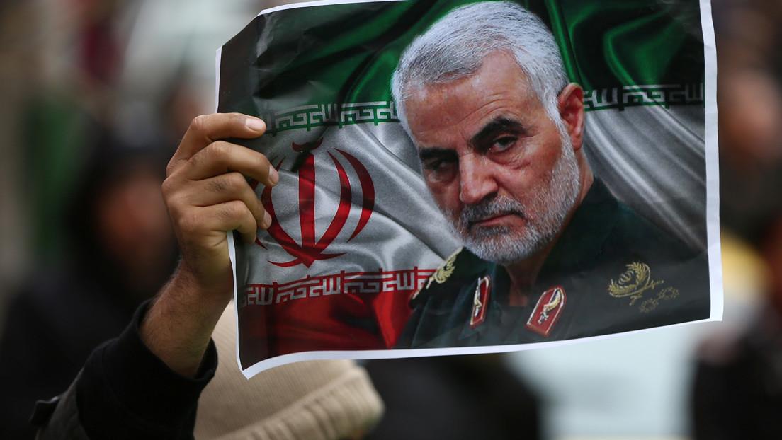 Embajador iraní: el general Qassem Soleimani se encontraba en Irak en una misión antiterrorista cuando fue asesinado por EE.UU.